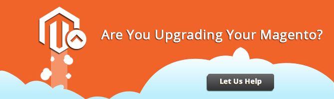 CTA Magento upgrade service