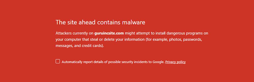 Guruincsite Magento Malware Removal Guide