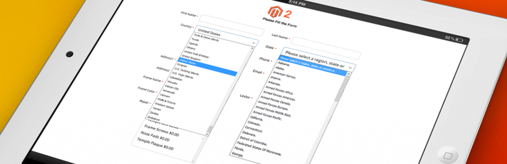 How to Create Dependent Dropdowns in Magento 2 Frontend Form