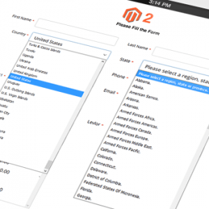 img how to create Dependent dropdown in magento 2 Frontend Form