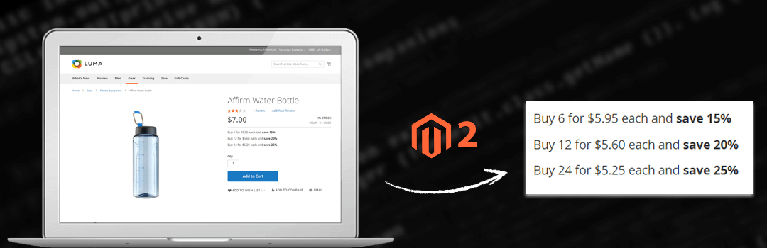 How to Set Product Tier Price Programmatically in Magento 2