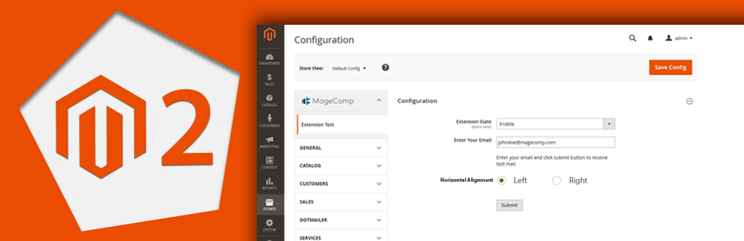Magento 2 How to add Radio button in Admin System Configuration