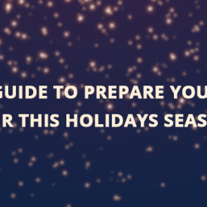 Ultimate 7 Step guide to prepare your Magento store for this holidays Season