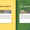 How to auto approved registered customer product review in Magento 22
