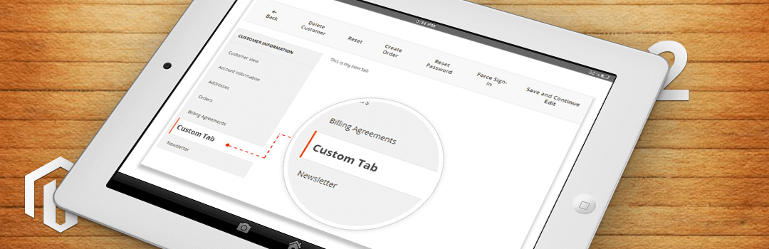 How to create a tab in admin customer edit page in Magento 2