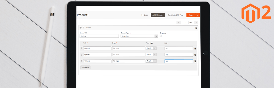 How to add Custom Options to the product Programmatically in Magento 2