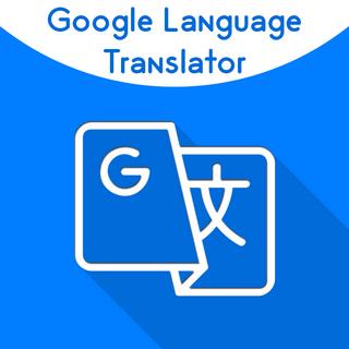 Magento 2 Google Language Translator
