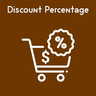 Discount-Percentage