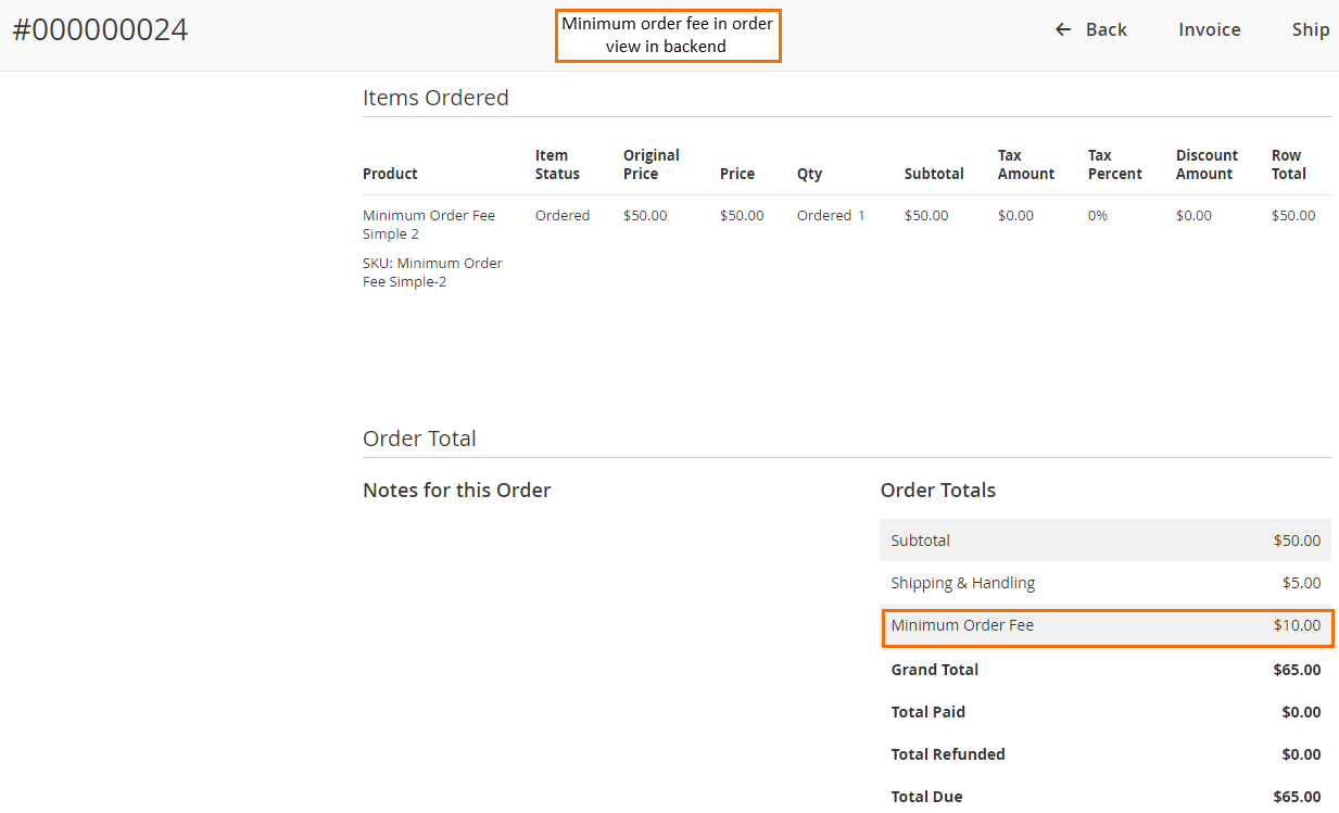 minimum-order-fee-in-order-view-backend