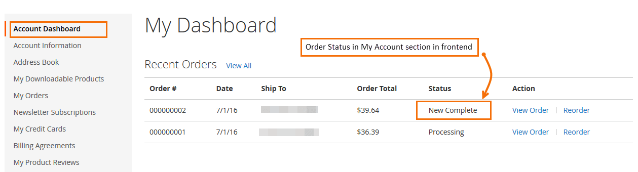 order-status-in-my-account