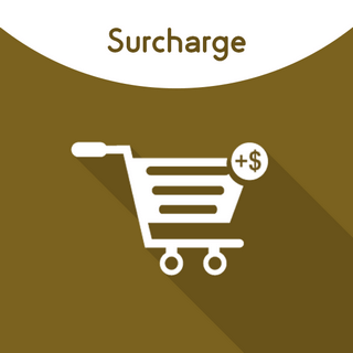 Magento 2 Surcharge