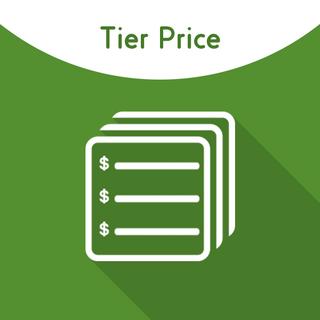 Magento 2 Tier Price