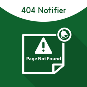 404 notifier Extension