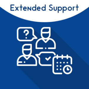 Extension extended support