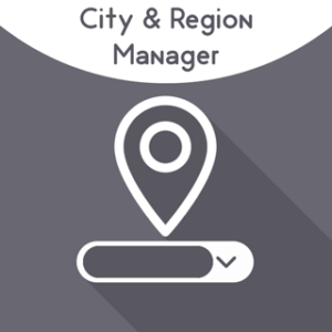 magento 2 city and region manager
