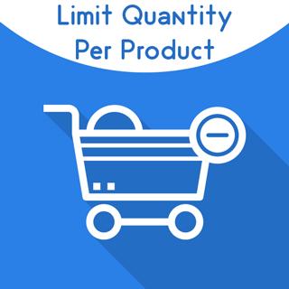 Magento 2 Limit Quantity Per Product