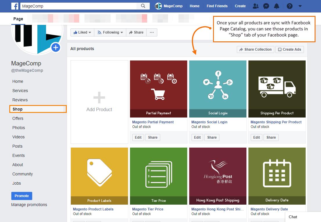 Facebook_Shop_Page