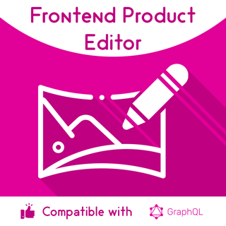 Magento 2 Frontend Product Editor