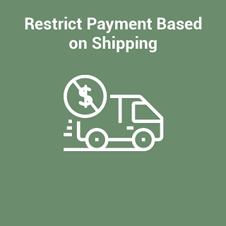 Restrict Payment Based on Shipping
